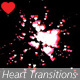 Colourful Heart Transitions I - VideoHive Item for Sale