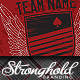 Download Rugby Style T-Shirt Template from GraphicRiver