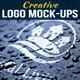Creative Logo  Mock-Ups - GraphicRiver Item for Sale