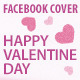 Happy Valentine Day Facebook Cover - GraphicRiver Item for Sale