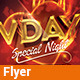 Vday Special Night - Flyer - GraphicRiver Item for Sale