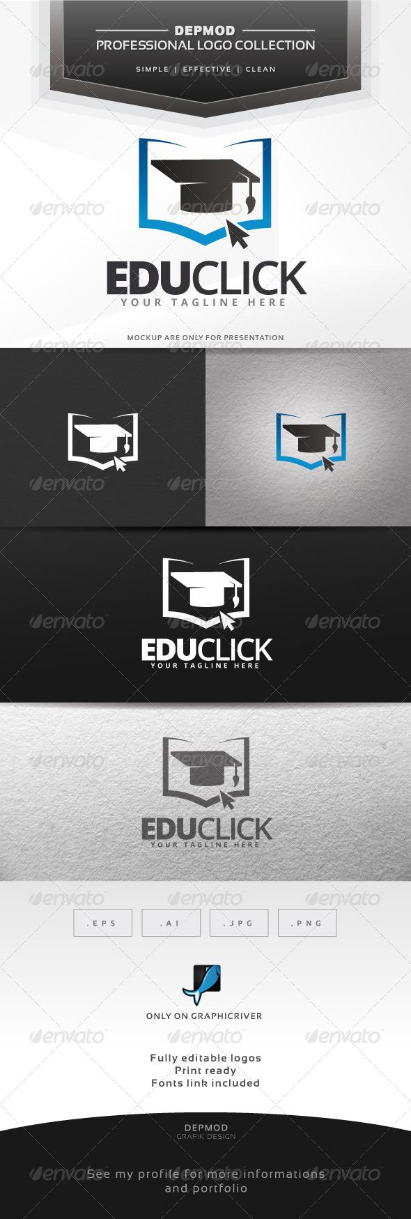Edu Click Logo