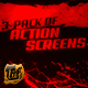 Action Screen Pack - VideoHive Item for Sale