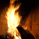 Flame In The Fireplace 2 - VideoHive Item for Sale