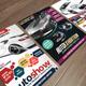 Auto Exhibition Flyer Bundle - GraphicRiver Item for Sale