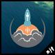 Rocket Success Logo Template - GraphicRiver Item for Sale