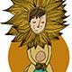 Leo Girl - GraphicRiver Item for Sale