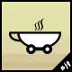 Coffee Cart Logo Design - GraphicRiver Item for Sale