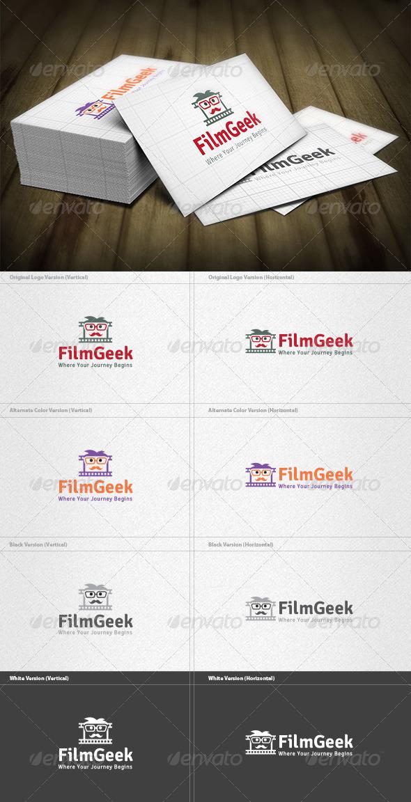 Film Geek Logo