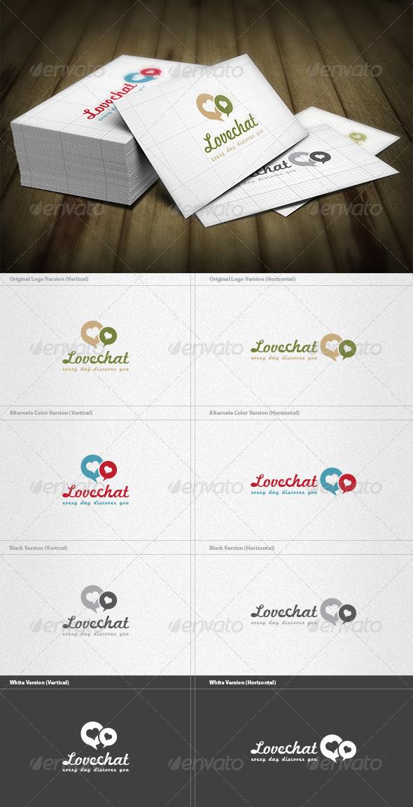 Love Chat Logo
