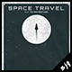 Space Travel Poster - GraphicRiver Item for Sale