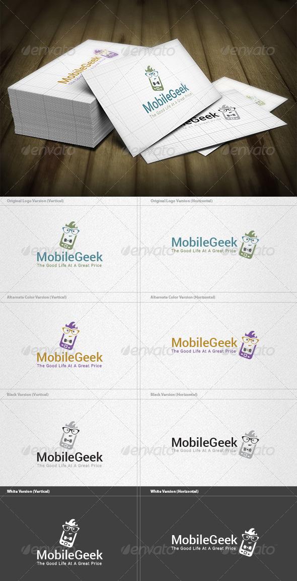 Mobile Geek Logo