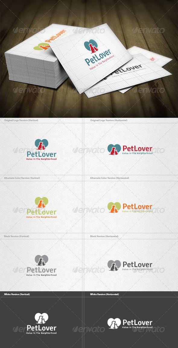 Pet Lover Logo