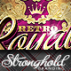 Download Retro Royal Club Flyer Template from GraphicRiver