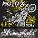 Download Moto X Team T-Shirt Template from GraphicRiver
