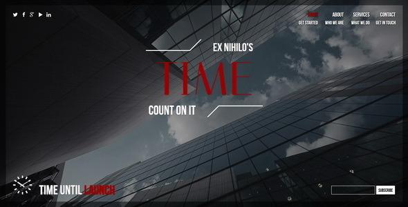 Czas || Responsywne już wkrótce