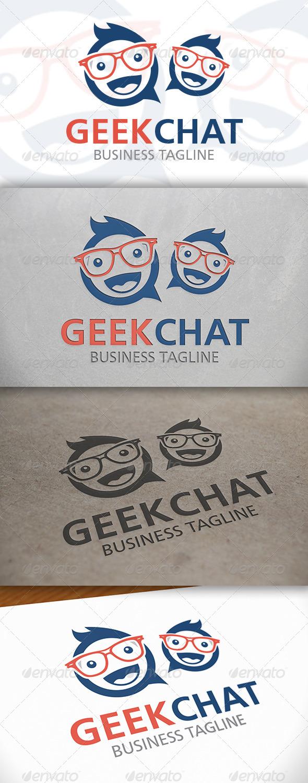 Geek Chat Logo