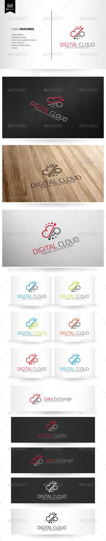 Digital Cloud Logo