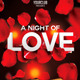 A Night of Love A5 Flyer Template - GraphicRiver Item for Sale