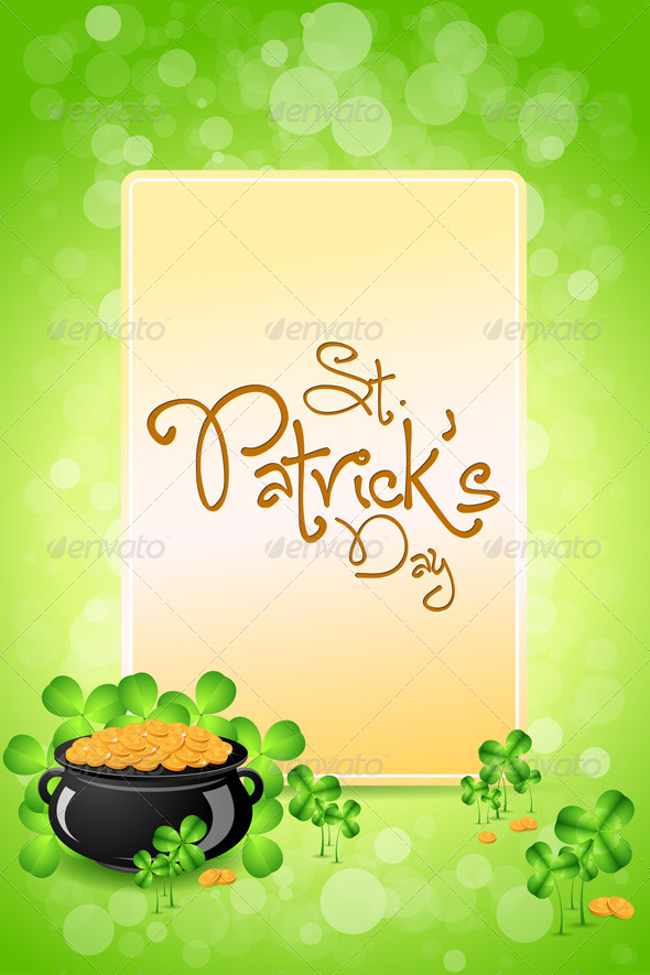 Saint Patricks Day Card