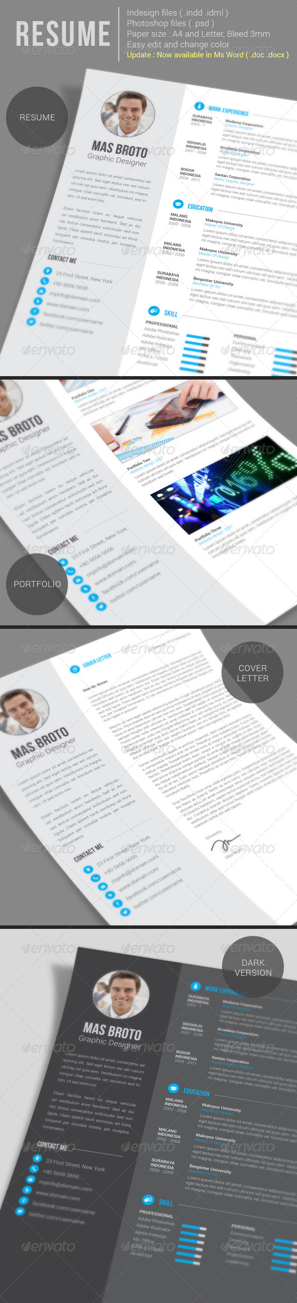 Graphicriver | Resume (update) Free Download free download Graphicriver | Resume (update) Free Download nulled Graphicriver | Resume (update) Free Download