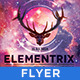 Electronic Music Poster/ Flyer - GraphicRiver Item for Sale