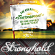 Download Golf Tournament Event Flyer Template from GraphicRiver