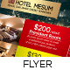 Hotel Promotion Flyer Template - GraphicRiver Item for Sale