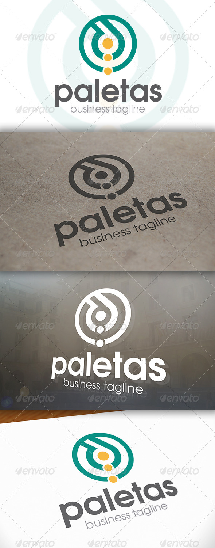Paletas Logo