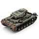 Military Modern War Light Tank (Red) - 3DOcean Item for Sale