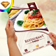 Modern & Elegant Restaurant Menu Templates  - GraphicRiver Item for Sale