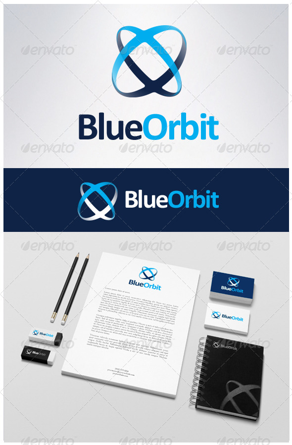 X Orbit Logo