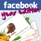 Faceook Timeline Covers Year Edition - GraphicRiver Item for Sale
