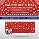 Valentine's Day Facebook Timeline Cover - GraphicRiver Item for Sale