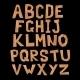 Paper Alphabet - GraphicRiver Item for Sale