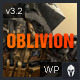 Oblivion - The Ultimate Multi-Purpose Gaming Theme - ThemeForest Item for Sale
