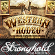 Download Wild West Rodeo Event Flyer Template from GraphicRiver