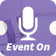 Event On - Event Manager PSD Theme - ThemeForest Item for Sale