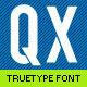 Venderburg TrueType Font - GraphicRiver Item for Sale