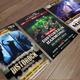 Rock Concert Flyer Bundle - GraphicRiver Item for Sale