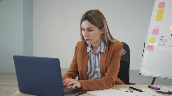 Woman Creating New Prototype for Mobile App Project