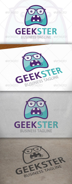 Geek Monster Logo
