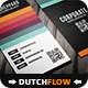 Portret Office Business Card 1 - GraphicRiver Item for Sale