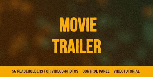 Cinematic Movie Trailer/Titles