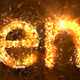Fire Gold Logo - VideoHive Item for Sale