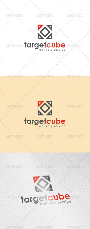 Target Cube Logo