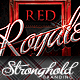 Download Royal Red Party VIP Event Flyer Template Set from GraphicRiver