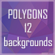 Dreamy Polygon Backgrounds - GraphicRiver Item for Sale