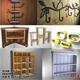 wood rack pack - 3DOcean Item for Sale