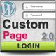 WordPress Custom Login Theme Page - CodeCanyon Item for Sale